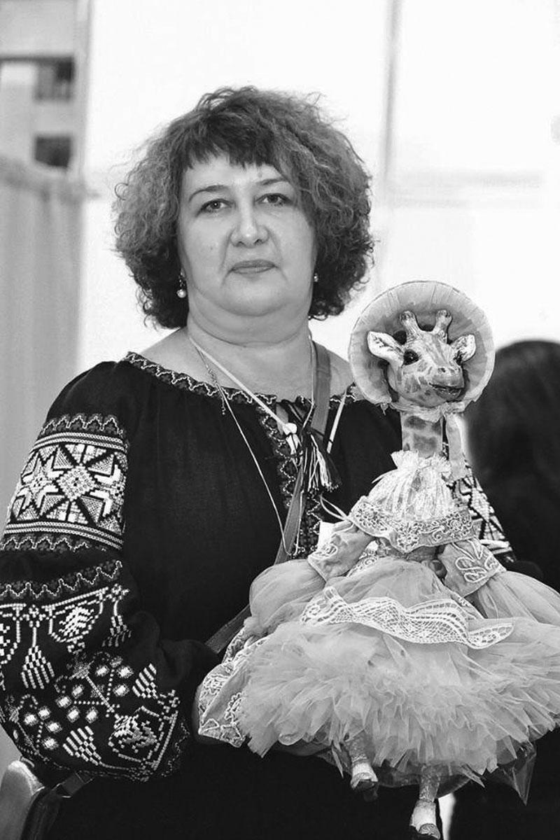 Марина Корсак