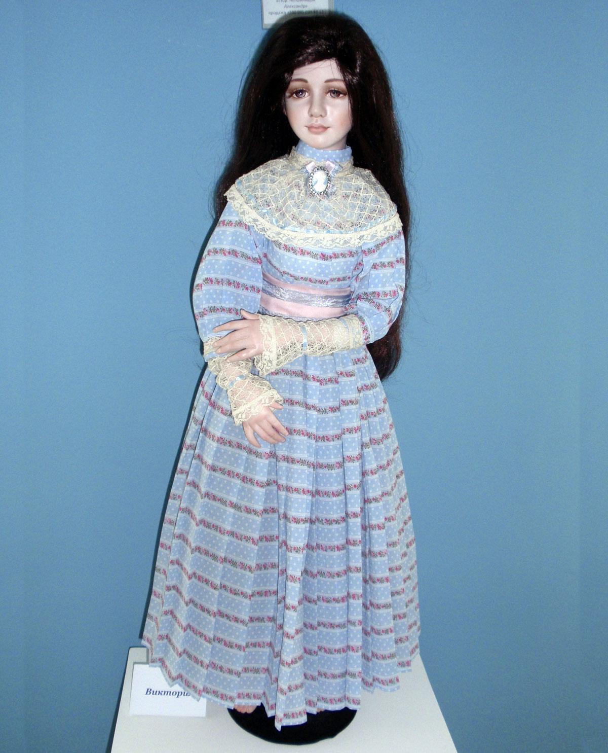 Постоянно действующая выставка кукол Ольги Гречухи