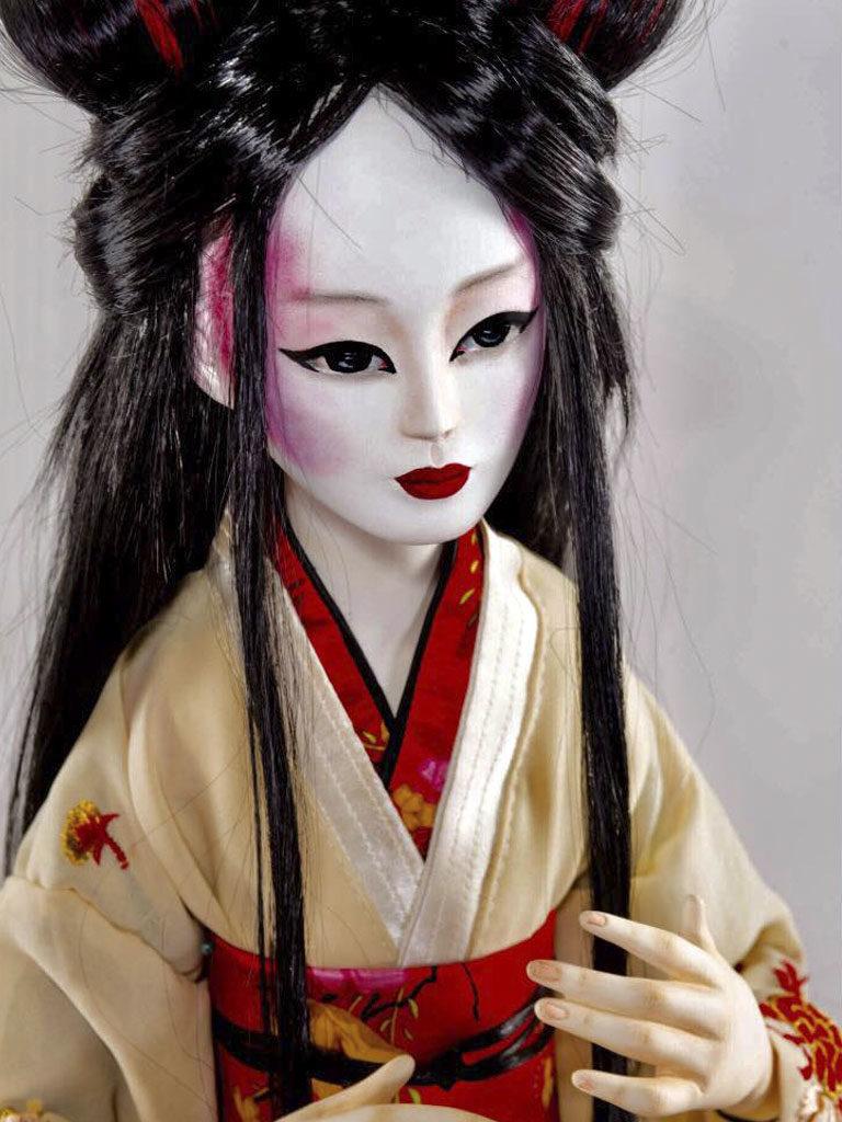Кукла «Мииоко»