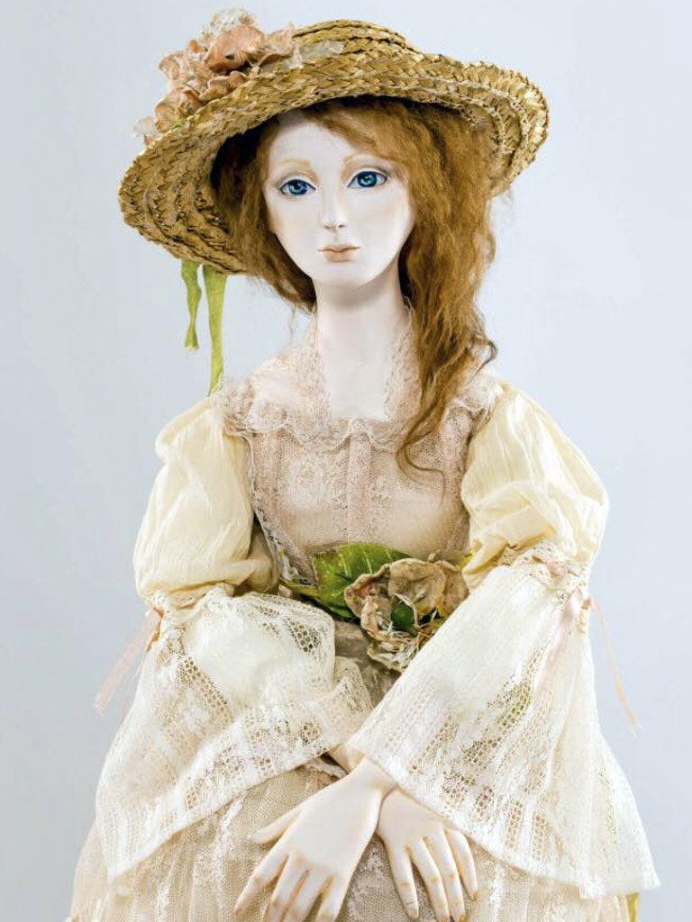 Кукла «Елена»