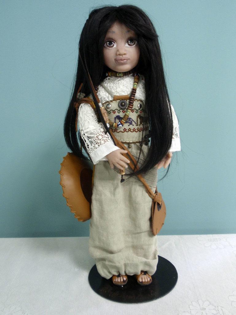 Кукла «Ким»
