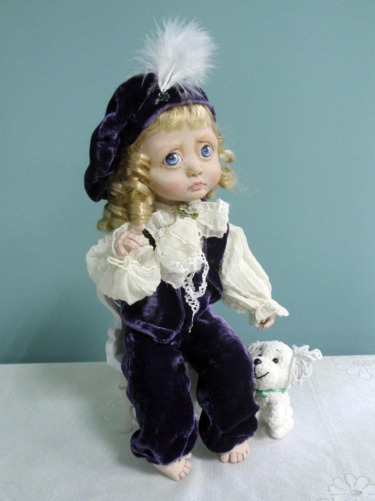 Кукла «Мишка»