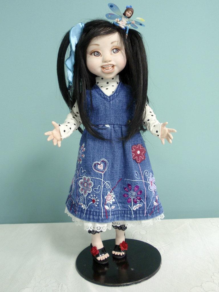 Кукла «Сашка»