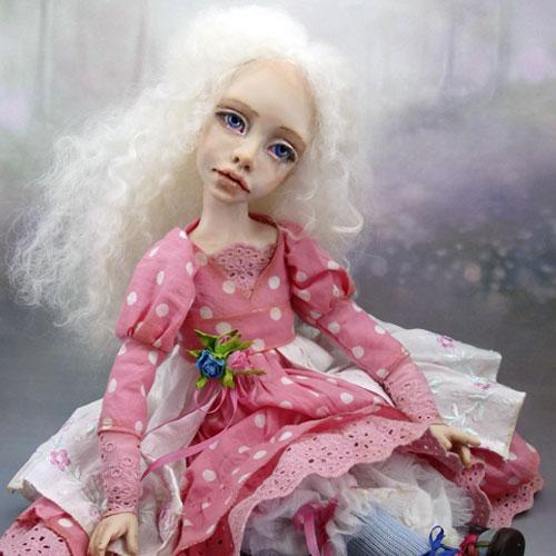 Авторские куклы Марины Корсак 1