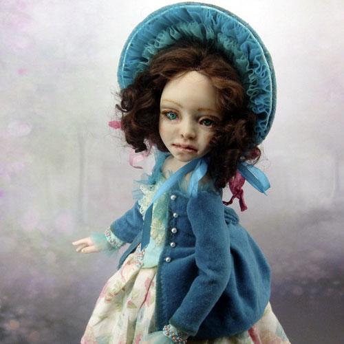 Авторские куклы Марины Корсак 2