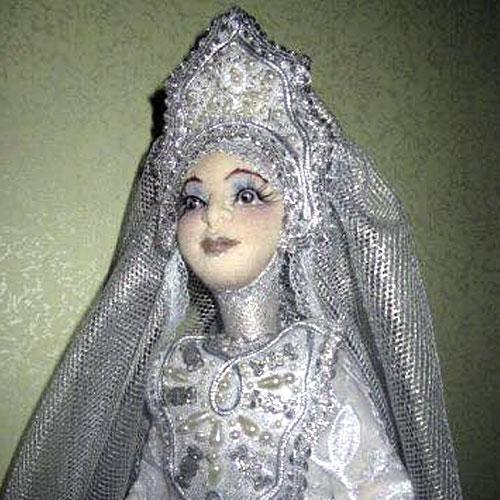 """Авторская кукла Натальи Тимофеевой """"Принцесса"""""""