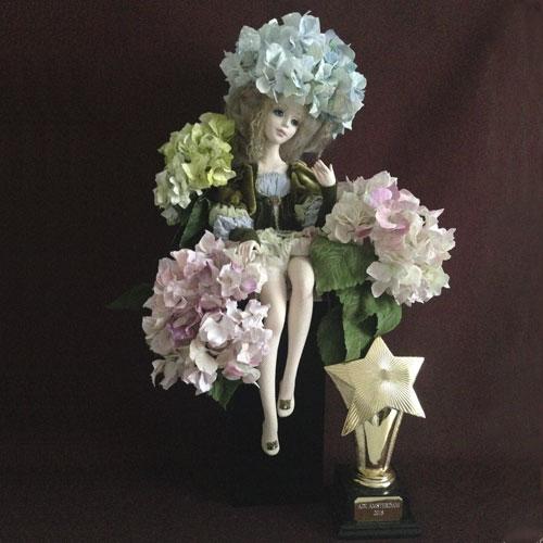 Авторские куклы Оксаны Остапчук 3