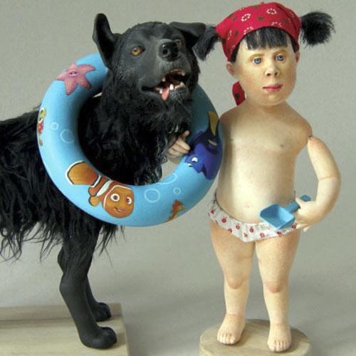 Авторские куклы Елены Цилуйко 3