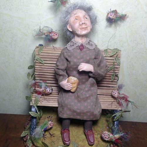Авторские куклы Светланы Рыхальской