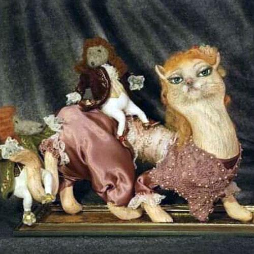 Авторские куклы Светланы Рыхальской 2