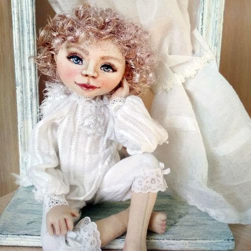 Авторские куклы Тамары Левицкой 2