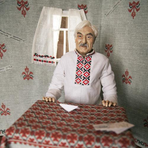 Авторская кукла Татьяны Дворчук 3