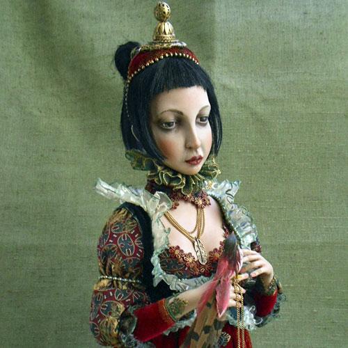Авторские куклы Веры Саниной 2