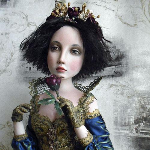 Авторские куклы Веры Саниной 1