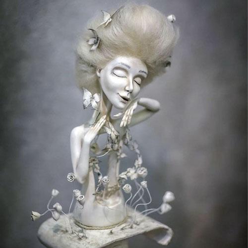 Авторские куклы Евгении Димитриу 1
